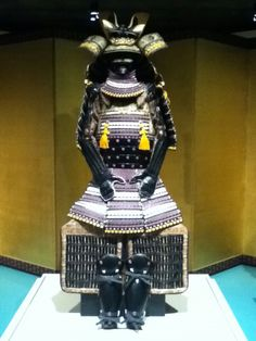 Samurai expo, Mexico City museum