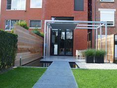 Tuinontwerp Tilburgs - projecten - hedendaagse tuinen   uw tuin ... een uitdaging