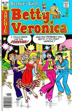 Archie's Girls Betty and Veronica 273, Archie Comic Publications, Inc. https://www.pinterest.com/citygirlpideas/archie-comics/