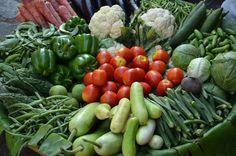Bandra market, Mumbai Mumbai, Stuffed Peppers, Vegetables, Food, Stuffed Pepper, Veggie Food, Vegetable Recipes, Meals, Stuffed Sweet Peppers