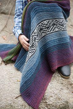 Ravelry: Burgoo pattern by Elizabeth Elliott Knitting Designs, Knitting Stitches, Knitting Projects, Knitting Patterns, Knitted Blankets, Slip Stitch, Leg Warmers, Good Books, Fundraisers