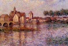 Alfred Sisley: El impresionista más puro