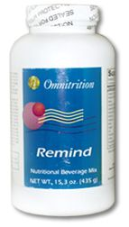 complete brain nutrition formula, remind delivers a unique dietary array of nutrients to support optimal memory function, boost mental well-being and promote over-all brain function. remind is a formula you wont soon forget available in both a berry flavor beverage mix and in a capsule form.
