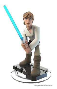 ArtStation  -  Luke Skywalker - Disney Infinity 3.0 - Toy Sculpt, Ian Jacobs