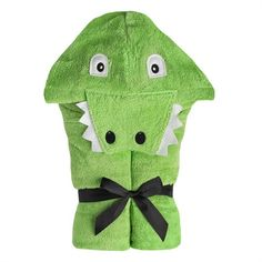 @rosenberryrooms is offering $20 OFF your purchase! Share the news and save!  Hooded Towel - Alligator #rosenberryrooms