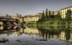 Landscape photo Bassano del Grappa