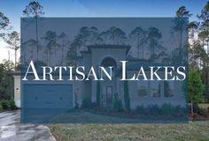 Artisan Lakes- Nocatee's newest age-exclusive neighborhood!