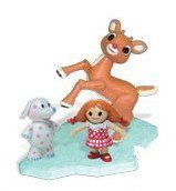 Rudolph the Red Nosed Reindeer Action Figure Reindeer Games with Misfit Doll and Misfit Elephant by Forever Fun, http://www.amazon.com/dp/B002WRIWWW/ref=cm_sw_r_pi_dp_HgaTrb1PKPRZN