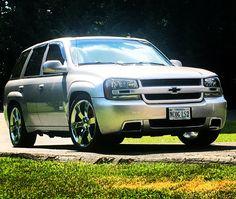 2008 Chevrolet Trailblazer SS 6.0L LS2 Chevy Trailblazer Ss, Chevy Ss, Trail Blazers, Super Sport, Boombox, My Ride, Muscle Cars, Automobile, Trucks