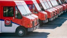 Two postal workers were robbed this week while delivering mail in Surrey, and Mounties believe holiday parcels may have been the intended targets.    Read more: http://bc.ctvnews.ca/b-c-postal-workers-robbed-delivery-truck-hijacked-1.1058254#ixzz2DdnKIQS8