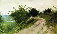 A path - Isaac Levitan