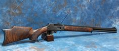Grizzly Custom Guns Kodiak Safari Grade Marlin Package Lever Action Rifle 2