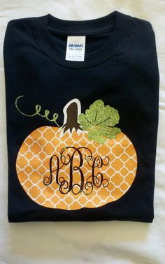 Long Sleeve Adult T Shirt Fall Pumpkin by SayItWithSassRoxboro