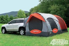 Rightline Gear Tent - Photo 64060987 - A Guide to Vehicle-Attached Tents & Trailers