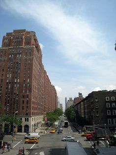 a9d1fe61923add NYC   Street   view from the High Line New York Pictures