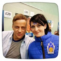 Tom Wlaschiha with fans at the Wales Comic Con 2016 on 1st Kirsty Melissa Whittall FB Valar Morghulis  2nd David Bailiff FB Great first day sat with Tom Wlaschiha from Game of Thrones, really friendly guy!! (David was the one who was receiving the...