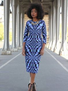Inspiration : la robe imprimée ! #intothechic