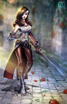 Beatrix Final Fantasy.