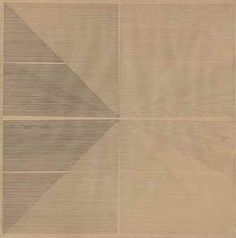 NASREEN MOHAMEDI (1937-1990)  Untitled  ink on paper  20¼ x 20¼ in. (51.4 x 51.4 cm.)  Executed circa late 1970s