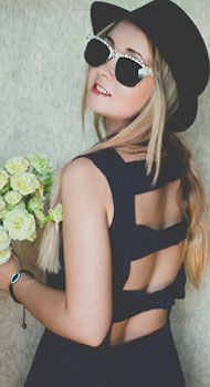 Black Sleeveless Roll Neck Crop Top | Choies #BESTSELLERS #FASHION