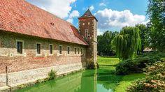 Burg Hülshoff in Havixbeck bei Münster