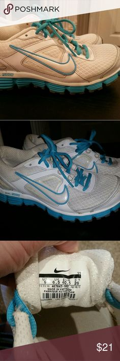 Nike Dual Fusion Excellent condition Nike Shoes Athletic Shoes