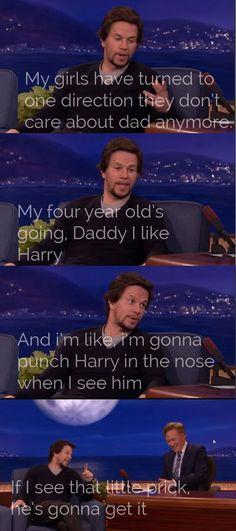 Thats why I like Mark Wahlberg
