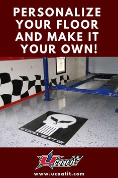 Our Floor Coating Systems Let You Personalize Your E And Make It Own Request