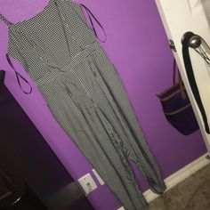 Romper Black and white makes your boobs pop! Forever 21 Other