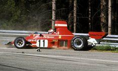 Clay Regazzoni Ferrari Zeltweg 1974