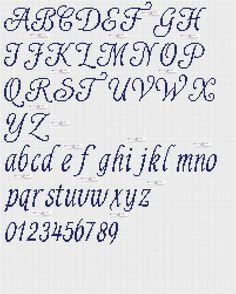 quilting like crazy Cross Stitch Alphabet Patterns, Wedding Cross Stitch Patterns, Embroidery Alphabet, Cross Stitch Letters, Cross Stitch Borders, Cross Stitch Designs, Cross Stitching, Cross Stitch Embroidery, Embroidery Patterns