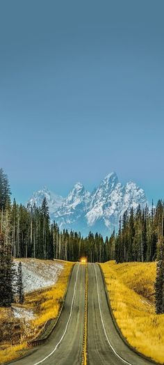 Grand Teton National Park, Wyoming, USA #TravelDestinationsUsaNationalParks