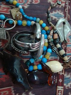 Ancient beads and tribal jewellery from therareandbeautiful