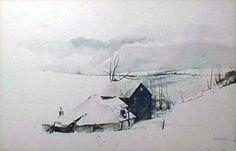 Corner, Andrew Wyeth