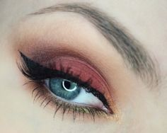 Fall by Tesia Makeup made using entirely Soph X Makeup Revolution Palette.