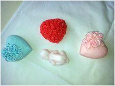 Love Soaps by ElenisLittleShop on Etsy