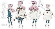 (1) 高屋敷哲 (@takayashikisato) 的媒体推文 / Twitter Female Character Design, Character Creation, Character Drawing, Character Design Inspiration, Character Concept, Concept Art, Pretty Art, Cute Art, Character Costumes