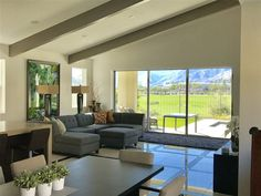 Image result for golf course living palm springs Palm Springs, Golf Courses, Windows, House, Inspiration, Image, Biblical Inspiration, Home, Homes