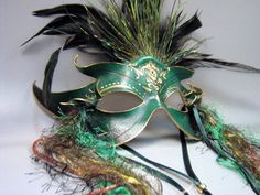 LOVE  Woodland Fae Sculpted leather mask by MaskArtist on Etsy, $70.00