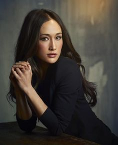 Maggie Q is my fancast for Nayeli... she has the perfect blend of serenity, soul, and kick-assitude.