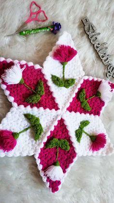 Clove New Fiber Model Making - Ideas & Thoughts Daisy Necklace, Crochet Necklace, Baby Knitting Patterns, Crochet Patterns, Design 24, Princess Wedding Dresses, Doilies, Cute Girls, 3 D