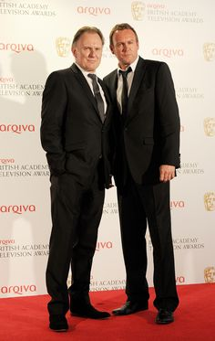 ROBERT AND PHILIP GLENISTER