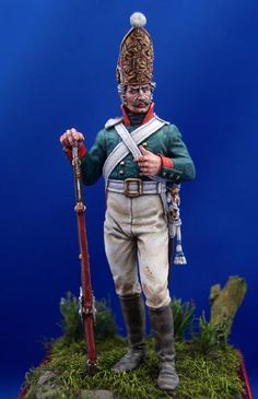 "Grenadier""Lange Kerls""/Line Infantry,Grenadier Regt.Pavlosky   planetFigure   Miniatures"