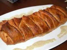 Redondo de carne picada encamisada con hojaldre - Receta Petitchef