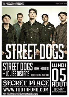 Street dogs punk rock and roll lyrics