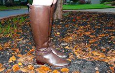 tory burch riding boots #toryburch