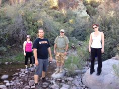 hiking Superstitions
