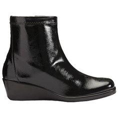 Aerosoles Tembassador Shoes (Black Patent) - Women's Shoes - 6.0 M