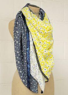 Tuto foulard Plus