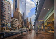 DesignApplause   Robert neffson. Urban photorealism.